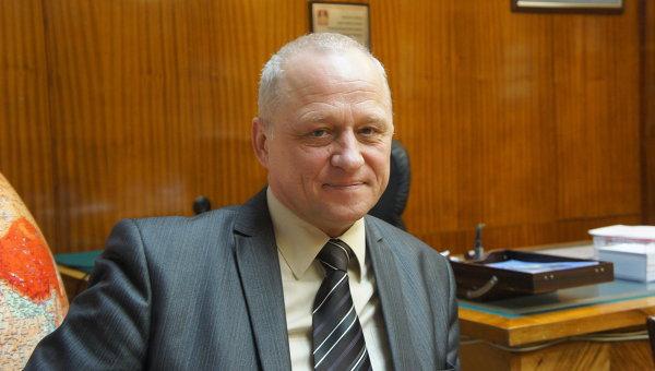 Генеральный директор «Севмаша» и  Центрального конструкторского бюро морской техники ЦКБ МТ «Рубин» Андрей Дьячков