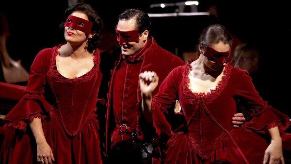 Опера Дон Жуан с Анной Нетребко открыла новый сезон Ла Скала