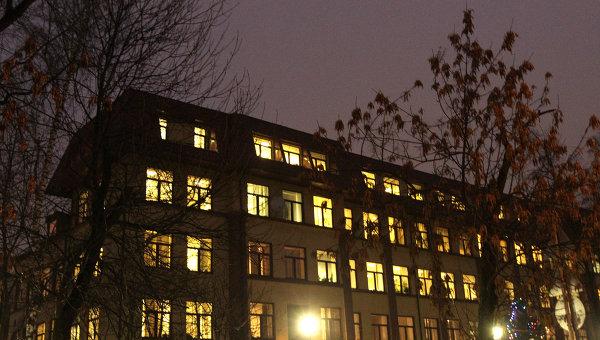 Здание ИД Коммерсантъ в Москве. Архивное фото