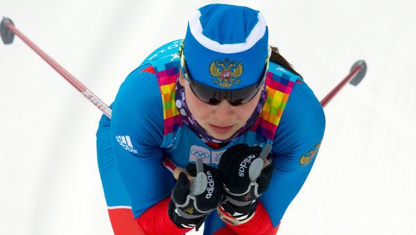 Зимняя юношеская Олимпиада.  Лыжные гонки. Женщины. Архивное фото