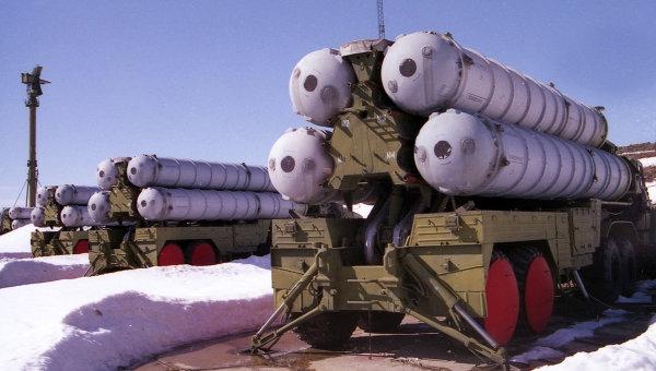 ЗРК С-300. Архивное фото