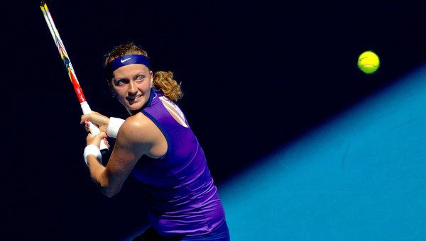 Чешская теннисистка Квитова завоевала бронзу наОлимпиаде вРио