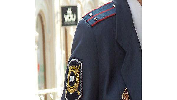 Погоны лейтенанта милиции. Архив