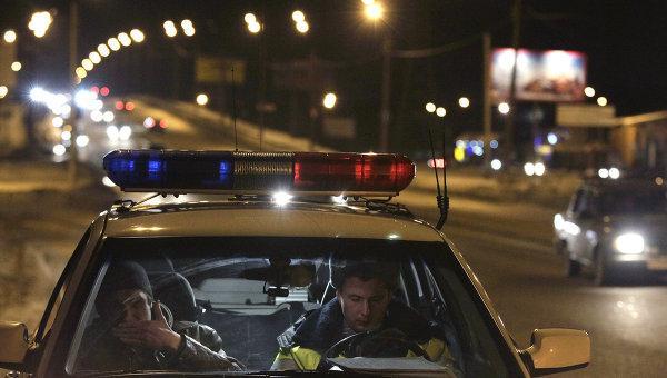 Рейд по выявлению нарушителей правил дорожного движения. Архивное фото