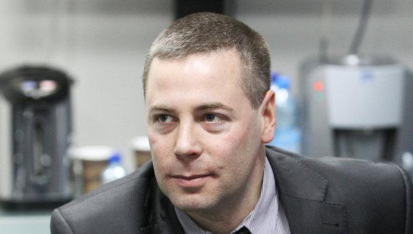 Замминистра связи и массовых коммуникаций РФ Михаил Евраев. Архивное фото