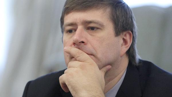 Министр юстиции РФ Александр Коновалов. Архивное фото