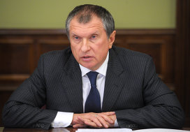 Глава Роснефти Игорь Сечин. Архивное фото