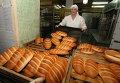 Работа Полесского хлебозавода в Калининградской области