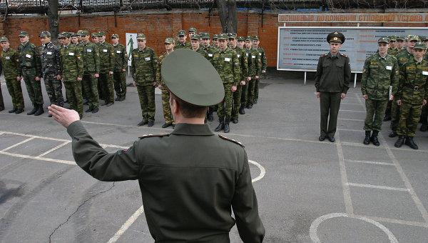 Военнослужащие. Архив