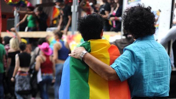 Гомосексуальные отношения, архивное фото