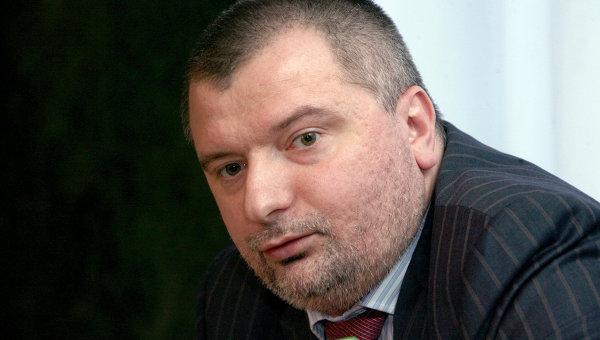 Председатель Совета директоров ГМК «Норильский никель» Андрей Клишас