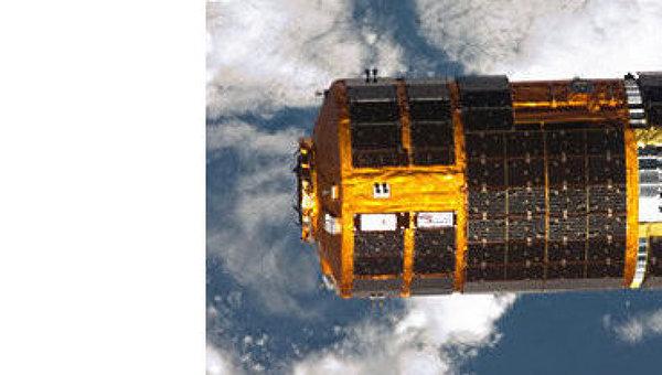 Японский космический грузовой корабль HTV. Архив