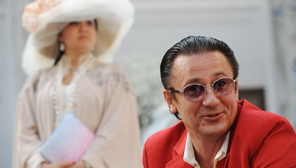 Актер Олег Меньшиков