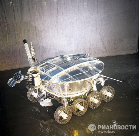 Первый планетоход Луноход-1