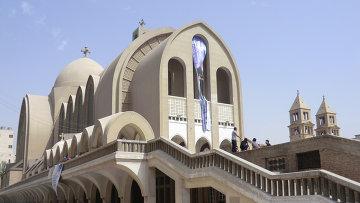 Коптский Кафедральный собор св. Марка, Каир, Египет