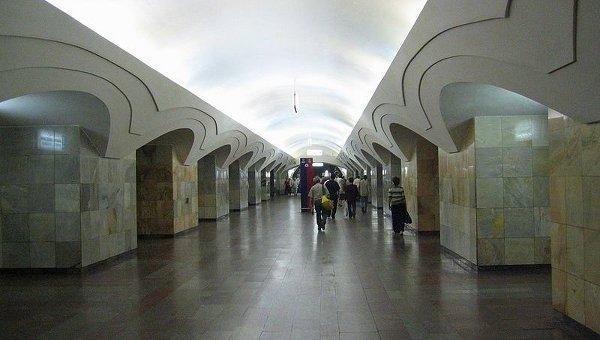 Станция метро Шоссе энтузиастов. Архивное фото