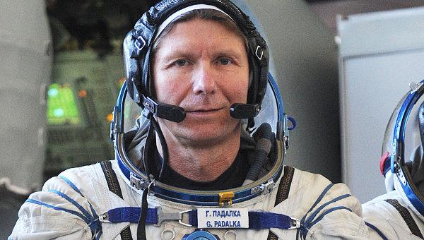 Командир основного экипажа ТПК Союз ТМА-М, бортинженер МКС-31, командир МКС-32 Геннадий Падалка
