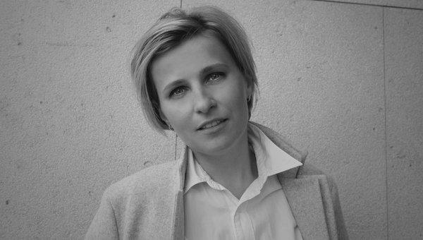 Генеральный директор парка Горького Ольга Захарова