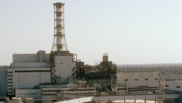 Чернобыльская АЭС. Архив