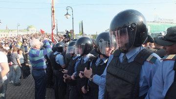 Шествие к Болотной площади