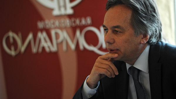Алексей Шалашов. Архивное фото