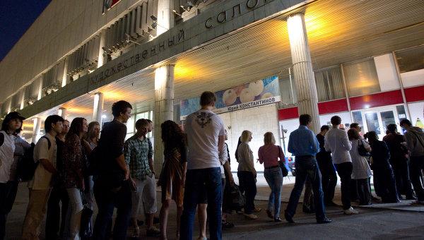 Акция Ночь в музее в Государственной Третьяковской галерее