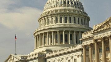Сенат США. Архивное фото