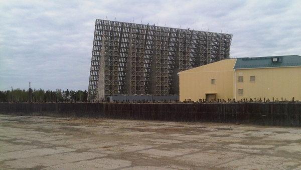 РЛС Воронеж. Архивное фото
