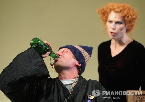 Прогон спектакля Зойкина квартира