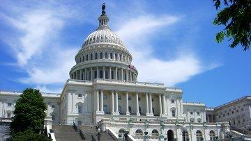 Здание Сената США, архивное фото
