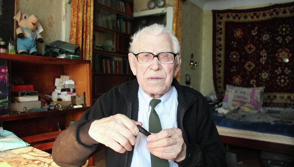 Участник Великой Отечественной войны Павел Максимович Арчаков