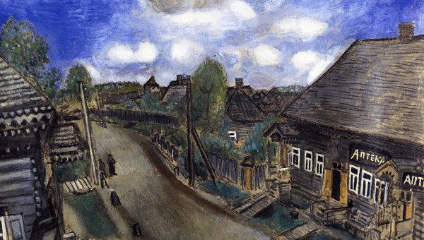 Минкультуры не советует Русскому музею посылать работы Шагала в Швецию