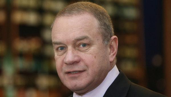 Президент-генеральный конструктор РКК Энергия Виталий Лопота