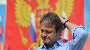 Губернатор Краснодарского края Александр Ткачев