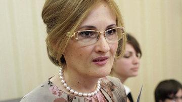 Депутат Госдумы РФ Ирина Яровая. Архив