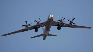 Тяжелый бомбардировщик-ракетоносец Ту-95МС, Архивное фото