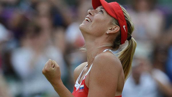ОИ - 2012. Теннис. Седьмой день