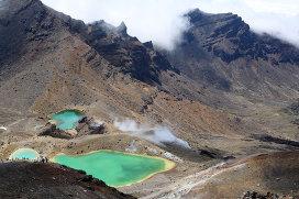 Национальный парк Тонгариро, Новая Зеландия