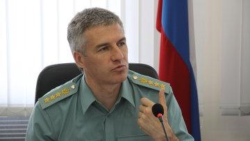 Директор Федеральной службы судебных приставов Артур Парфенчиков. Архивное фото