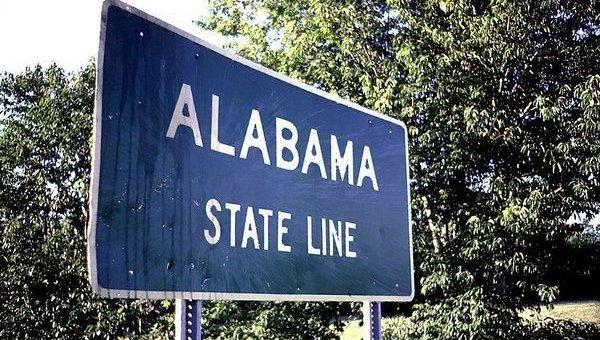 Алабама. Архивное фото