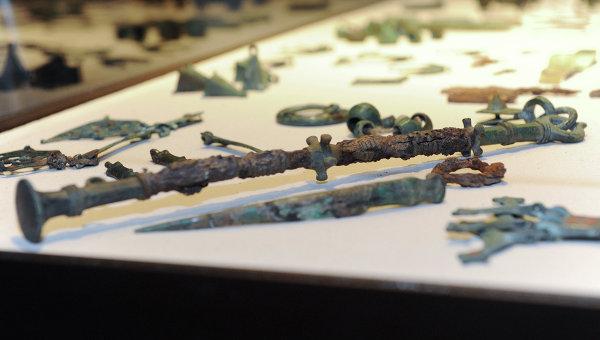 ВНижегородской области вандалы разграбили захоронения XIV века