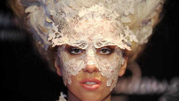Леди Гага впервые выступит в России в декабре, Архивное фото