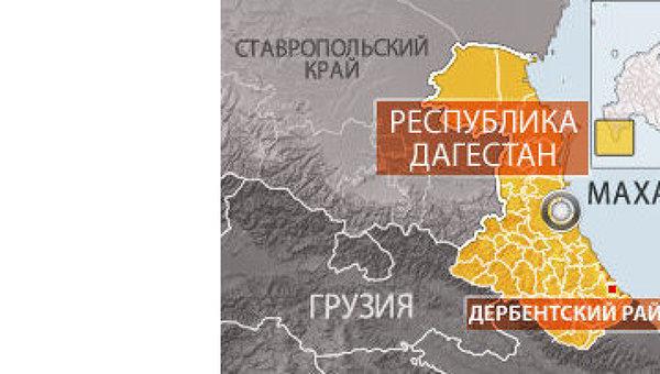 Белиджи, Дагестан. Карта