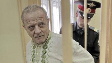 Полковник ГРУ в отставке Владимир Квачков. Архивное фото