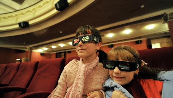 Кинотеатр Художественный. Архивное фото