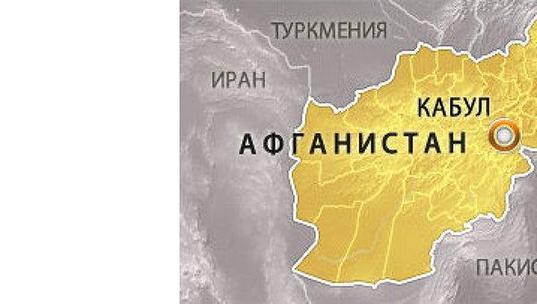 Два человека погибли в результате атаки на военную базу в Афганистане
