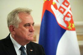 Президент Сербии Томислав Николич. Архивное фото