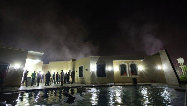 Последствия пожара в консульстве США в Бенгази, Ливия