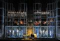 Прогон оперы Франциск в Большом театре