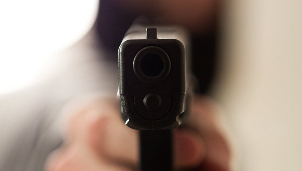 Вооруженное нападение. Архивное фото